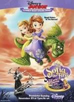 Ver La Princesa Sofía (La Maldición de la Princesa Ivy) Online película Latino HD