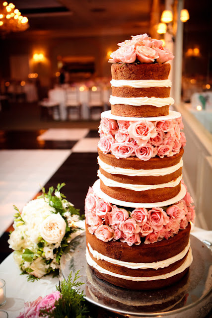 Naked Cakes: a mais nova tendência na confeitaria - Amando ...