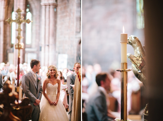 Craig and Sam's Combermere Abbey wedding by STUDIO 1208