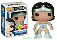Funko Pop! White Lantern Wonder Woman GITD