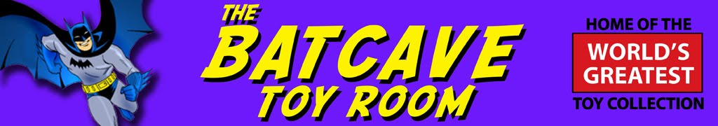 Vintage Toys, Batman, Star Wars - Batcave Toy Room - Reboot Your Childhood