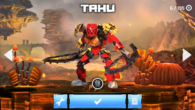 LEGO® BIONICLE® Mask Of Creation Gameplay IOS / Android