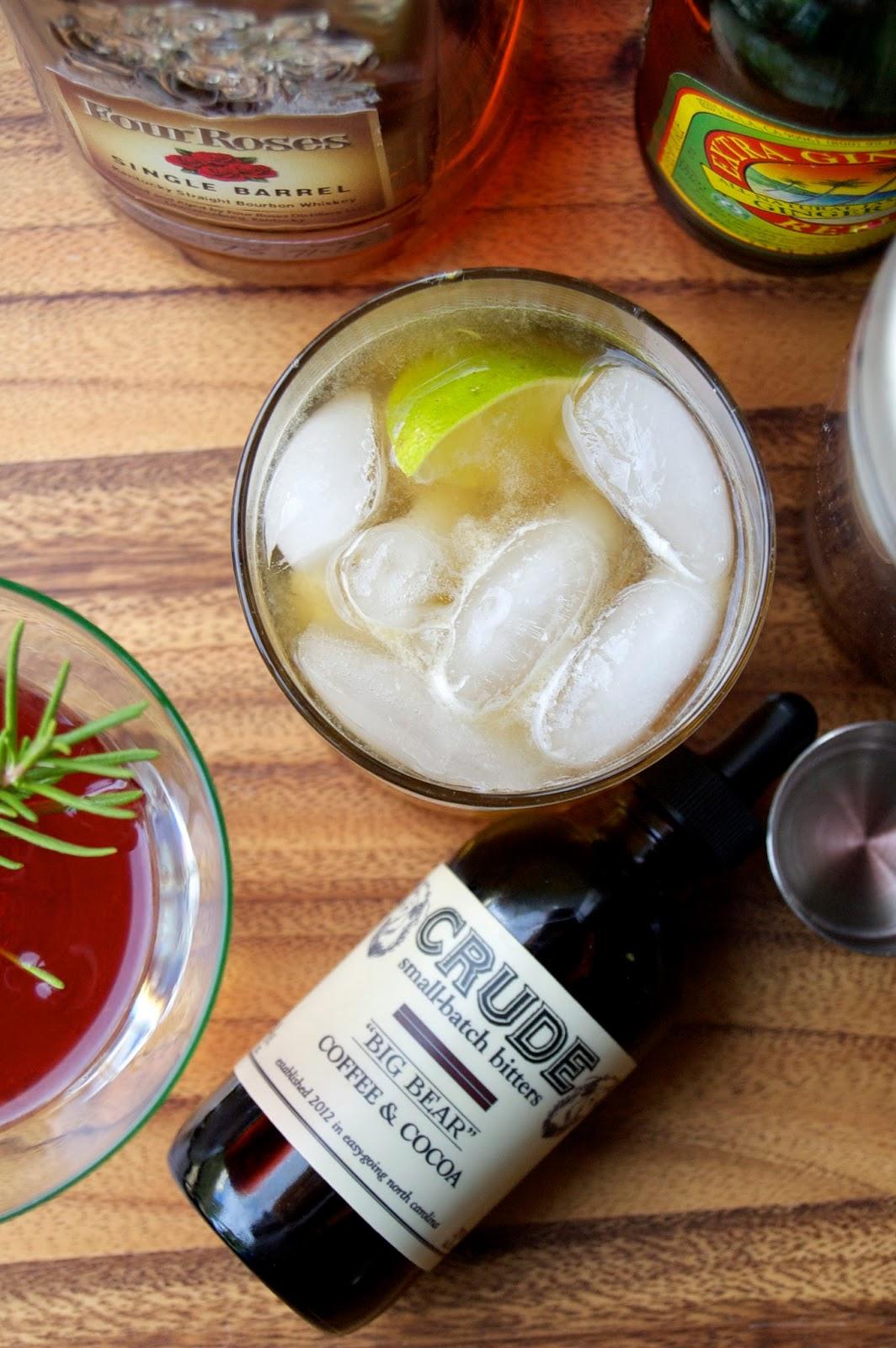 Crude Bitters, Sodas & Shrubs | www.kettlercuisine.com