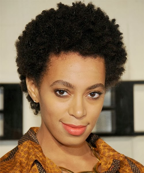 natural hairstyles for black women with short curly hair