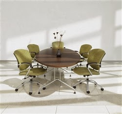 Global Alba Elliptical Conference Table