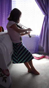 My little Violinist