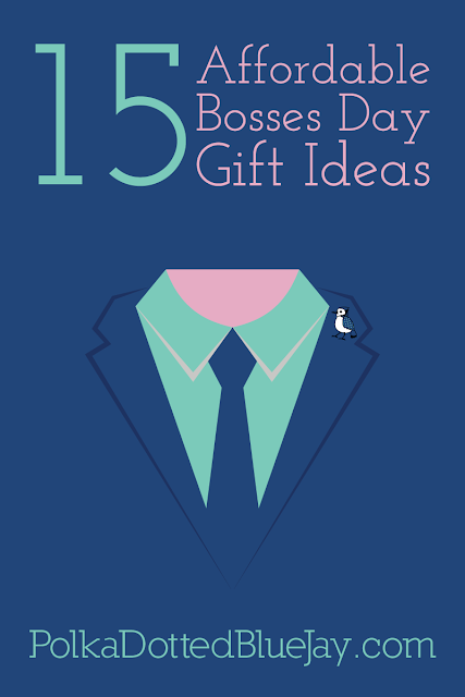 15 Affordable Bosses Day Gift Ideas // Thank You Gift Ideas // Last Minute Bosses Day Gift Ideas // Printables