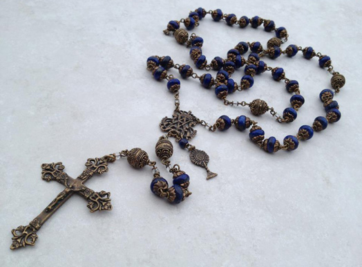 All Beautiful Catholic Beads: ROSARIES