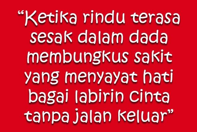 Kata Kata Mutiara Galau Patah Hati Terbaru 2014