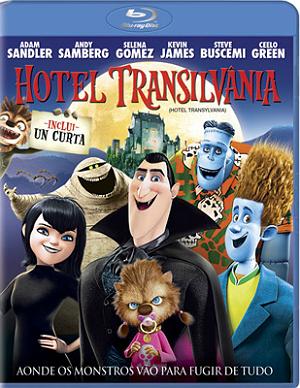 Filme Poster Hotel Transilvânia BDRip XviD Dual Audio & RMVB Dublado