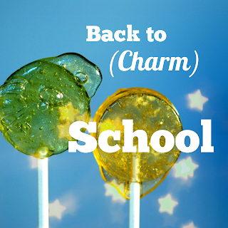 """ugly"" Charm School Dropout lollipops by This Charming Candy"