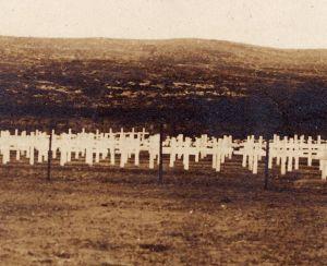 Azmak Mezarlığı 1915