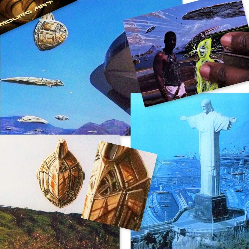 ARTE EM FOTOGRAFIAS,COM PINCEL E TINTA.