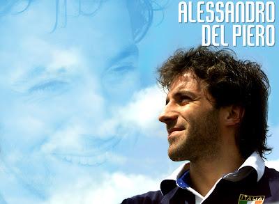 Alessandro Del Piero - Juventus FC HQ Wallpapers