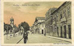 Colecção de (7) postais antigos de Vila Real