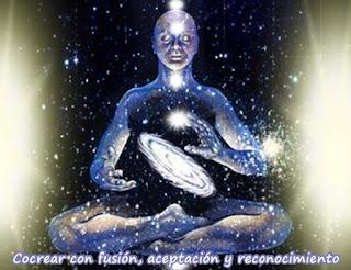 Hay numerosos aspectos del Creador en todas las formas de su realidad, que les permitirán cocrear con fusión, aceptación y reconocimiento en sus actividades personales diarias.