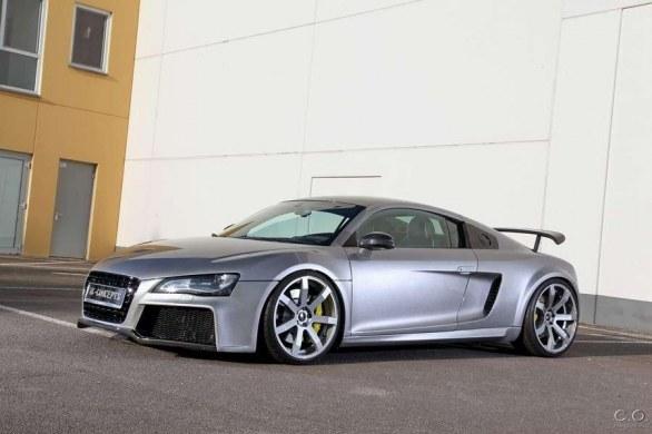 2011 Audi R8 TC Concepts