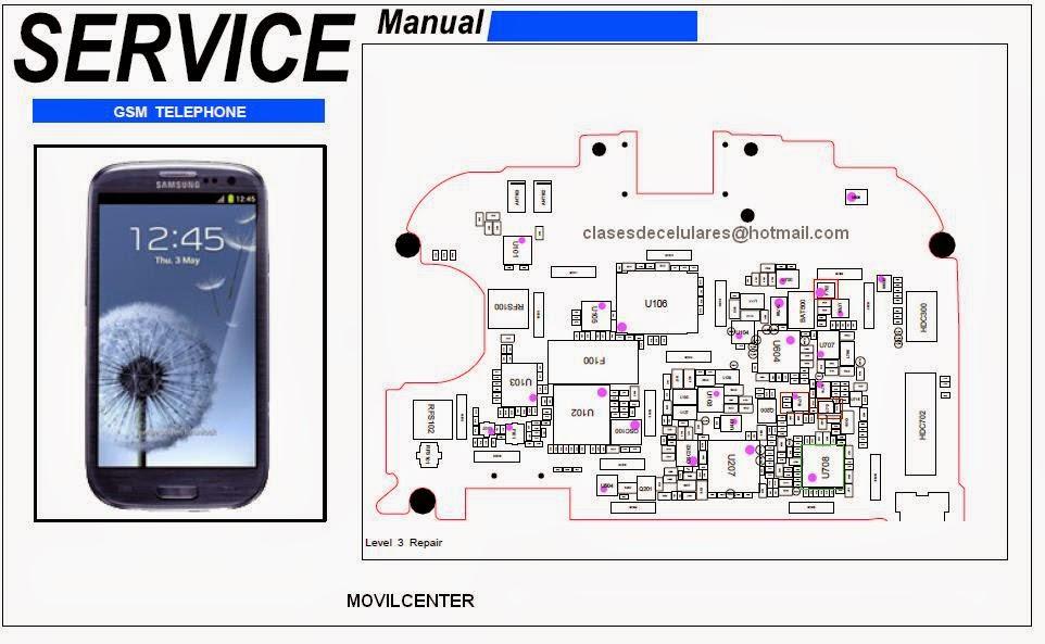 curso de celulares gratis movilcenter como descargar diagramas para celulares Galaxy S4 manual de samsung s3