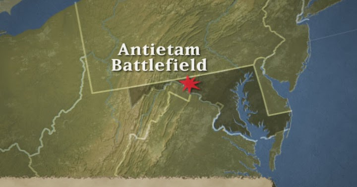 The Historical Society The Battle Of Antietam And War Photography