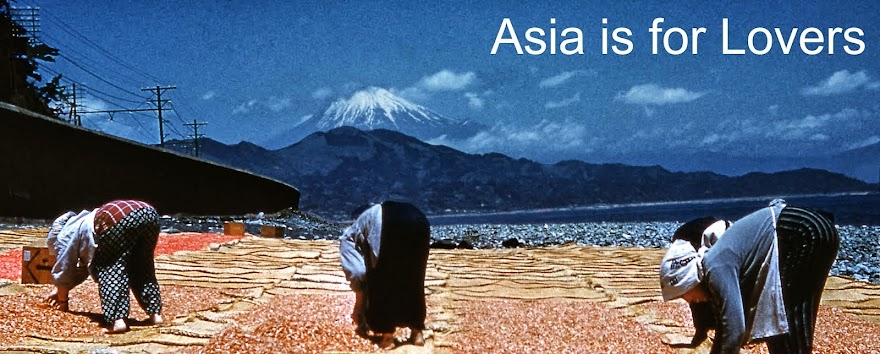 Asia Is For Lovers