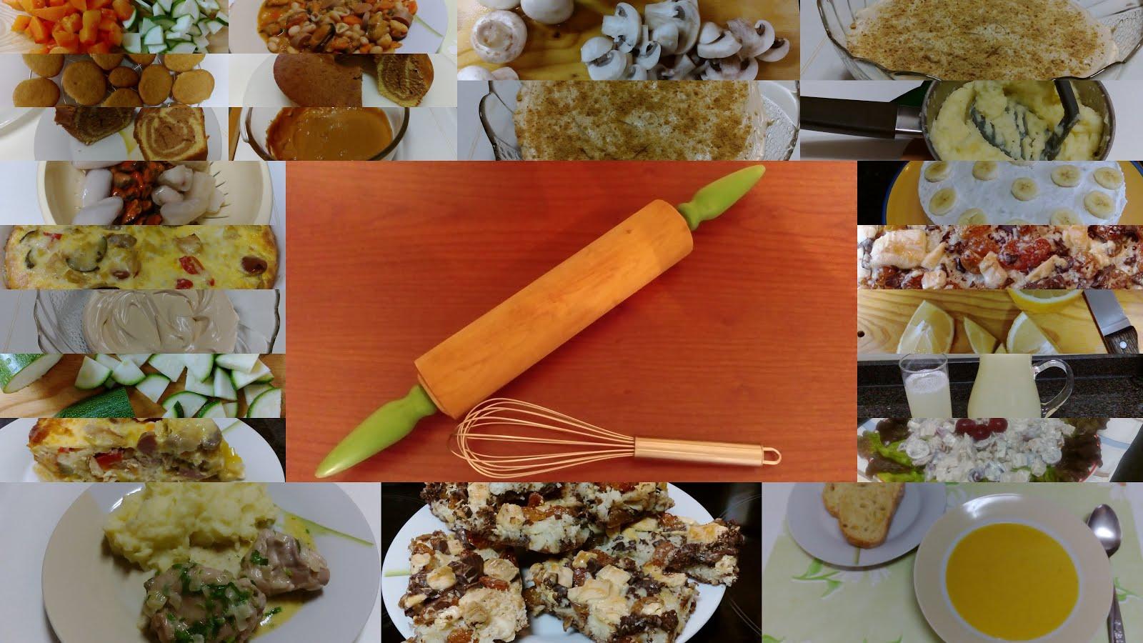 Onda Culinária - receitas em português