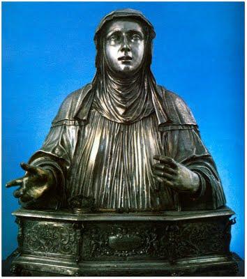 Leonardo Carpentiero: Den hellige Patricia (1625)