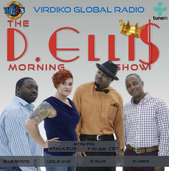 The D Ellis Morning Show