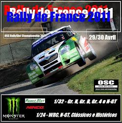 Rally de France 2011