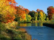 Wonderful Niagara Falls in Ontario Canada (credit river ontario canada)