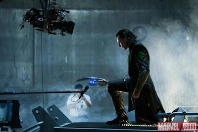Loki - Los Vengadores 2012