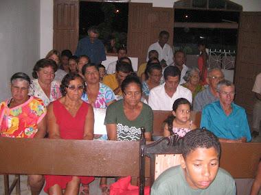 Culto Evangelístico nas Baixas de José Félix