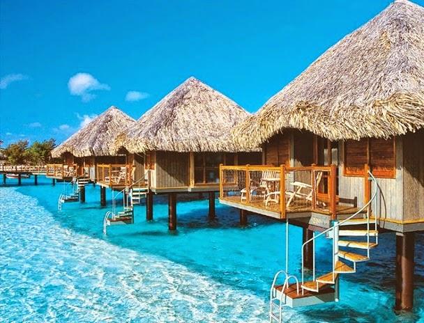 Wordless Wednesday Bora Bora Island