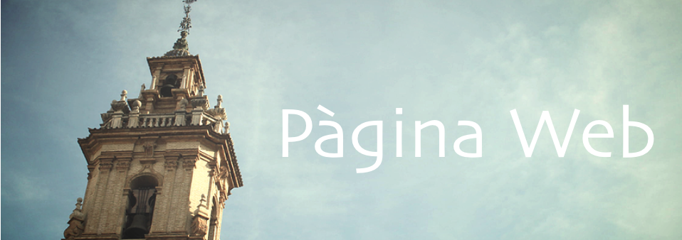 PÀGINA WEB