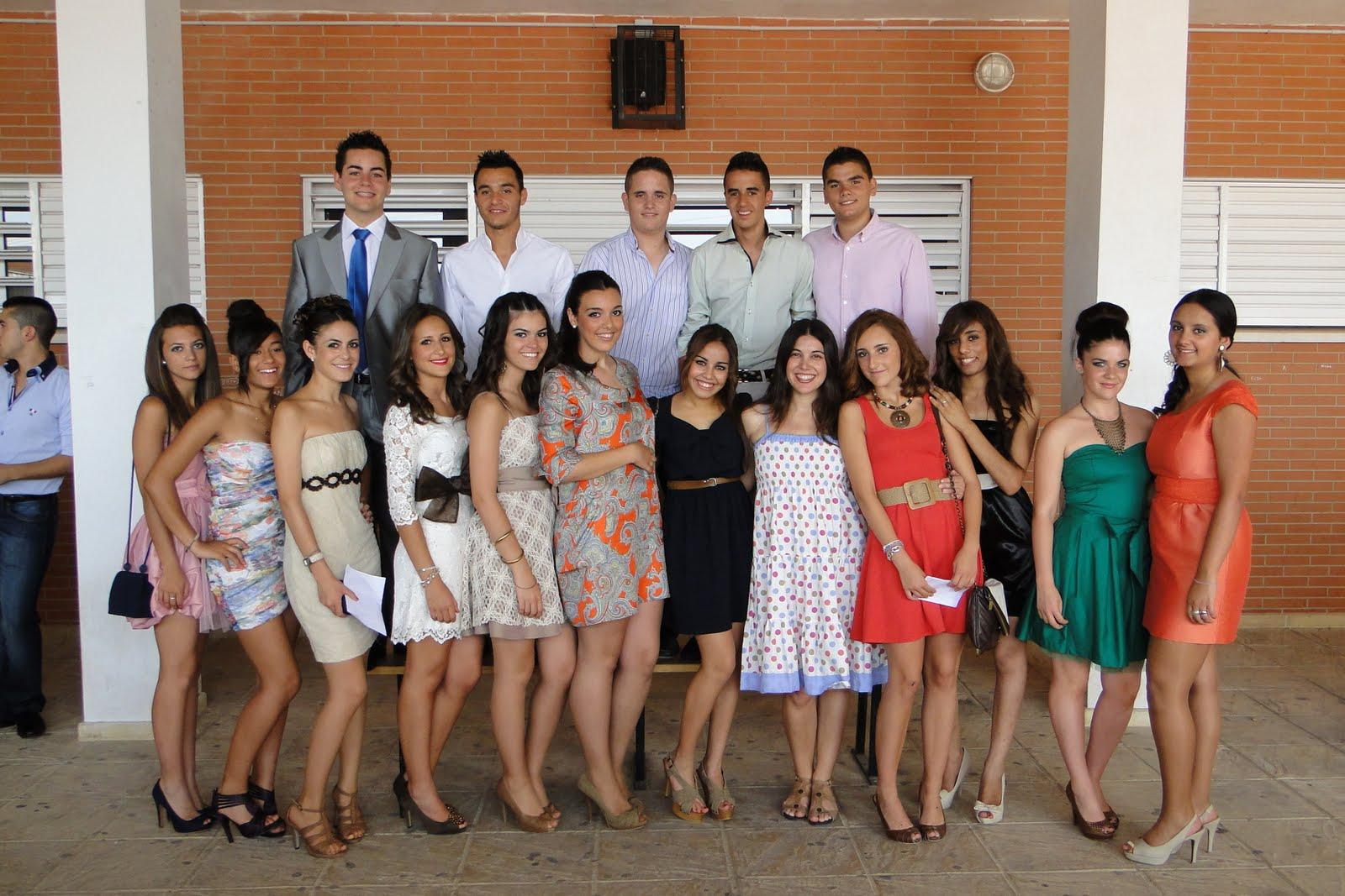 Blog del IES Laguna de Tollón: Graduación de 4º de ESO