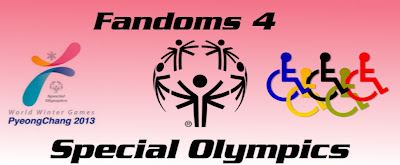 Fandoms 4 Special Olympics
