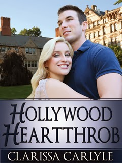 Hollywood Heartthrob by Clarissa Carlyle