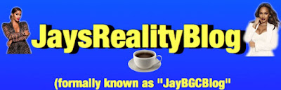 Jay's Reality TV Blogspot