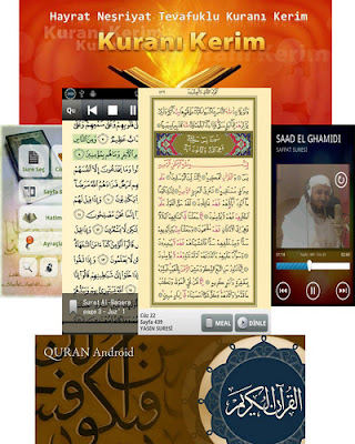 Download App Al-Quran For Android Phones