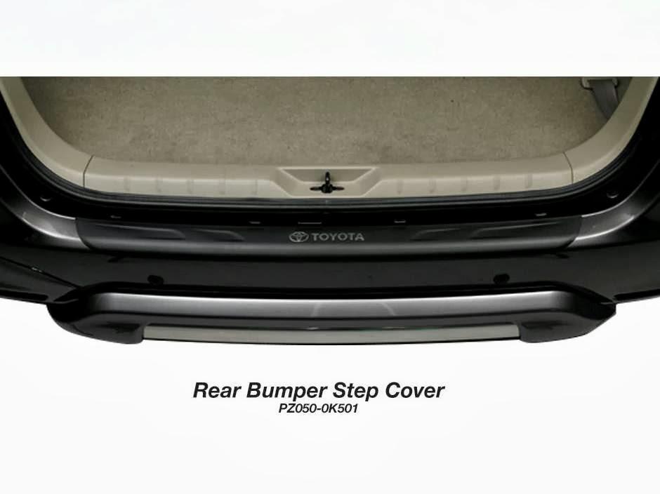 bumper new innova