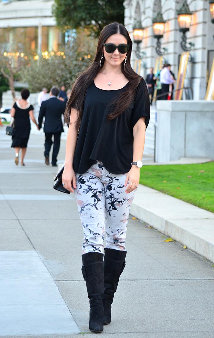 sf fashion blogger