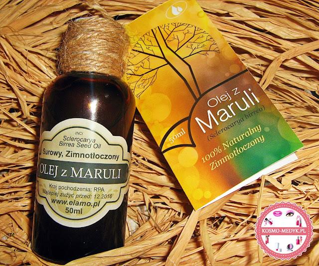Olej z maruli - co zawiera, jak działa i jak go wykorzystać?