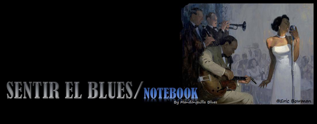 SENTIR EL BLUES/ Notebook