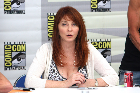 cassandra peterson in a bikini