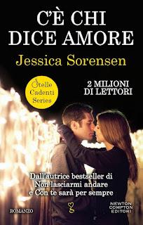 """""""C'e chi dice amore"""" di Jessica Sorensen"""