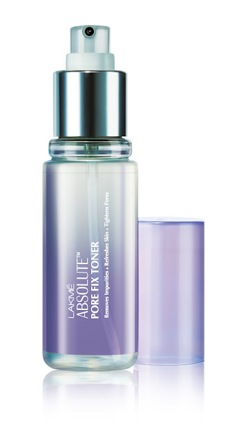 Lakme Absolute Pore Fix Toner review, swatch, price and buy online india