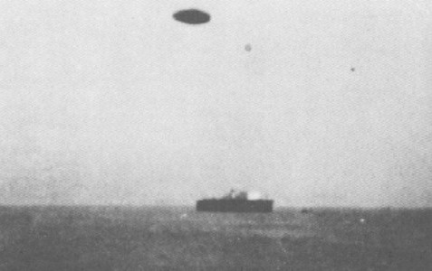 UFO 11 Noviembre de 1976, South Herwang Indonesia
