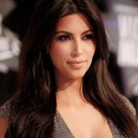 Surprise pour Kim Kardashian