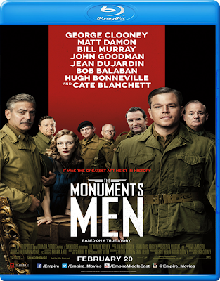 the monuments men 2014 1080p latino The Monuments Men (2014) 1080p Latino