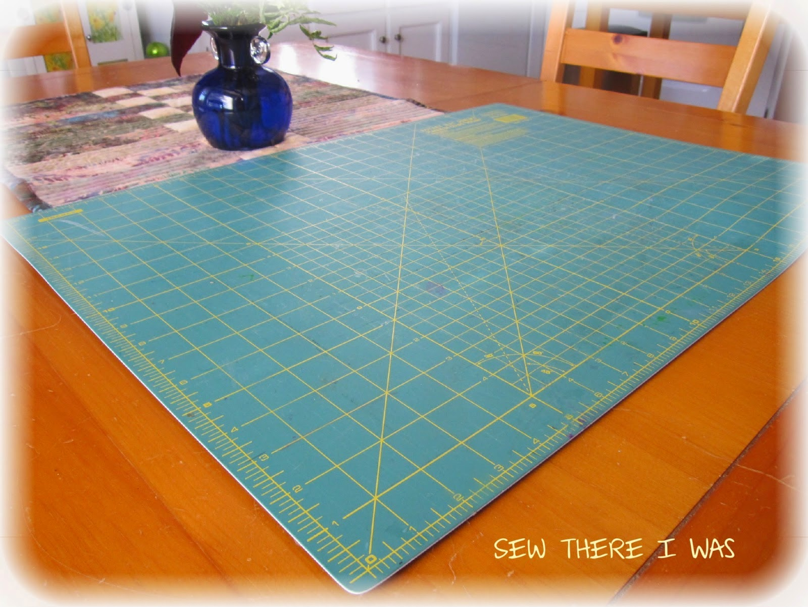http://backtosew.blogspot.com/2014/06/taking-care-of-your-cutting-mat.html