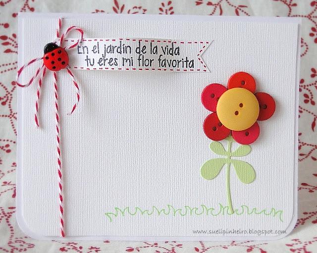 Tarjeta Primavera